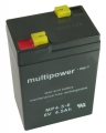 ORIGINAL Multipower BLEI GEL AKK...